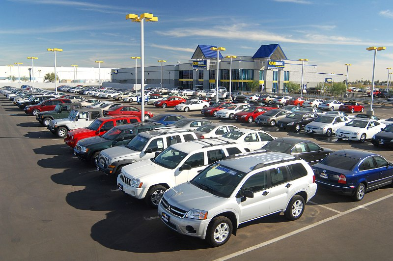 Purchasing An usedcar - You Need A Carfax Report