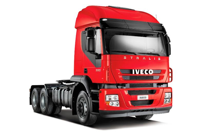 Camion Iveco: storia e manutenzione