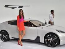 Arrivano le prime immagini del muletto della Kia GT 2017