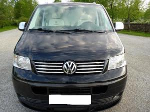 Volkswagen Caravelle, comfort e sicurezza a bordo