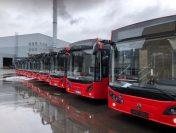 Temsa lieferte 25 umweltfreundliche Busse nach Kaunas