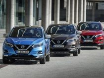 Nissan Qashqai si rinnova, al debutto i nuovi motori diesel