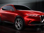 Alfa Romeo presenta Tonale, il concept SUV ibrido plug-in del Biscione
