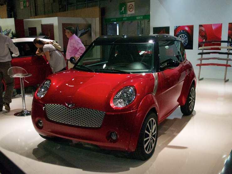 Micro car Chatenet
