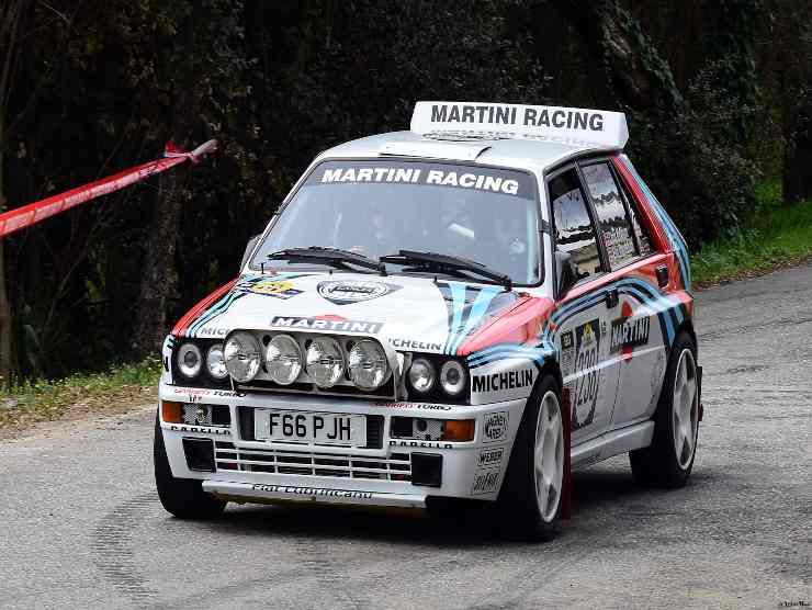 Lancia Delta Integrale Martini