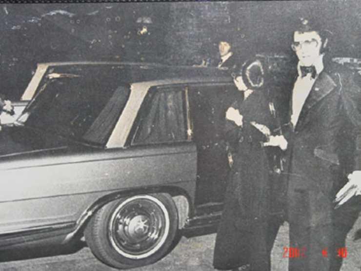 La Mercedes di Elvis