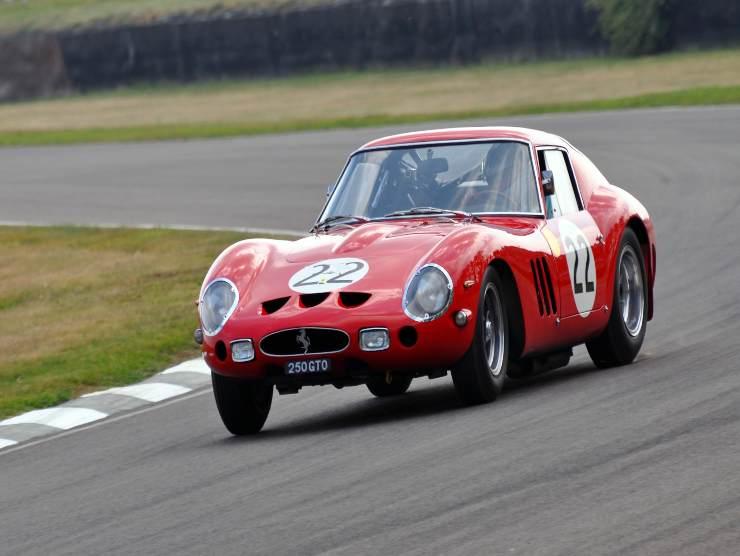 Ferrari 250 GTOs