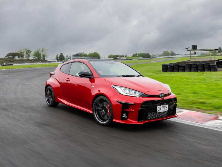 Toyota Yaris GR-FOUR