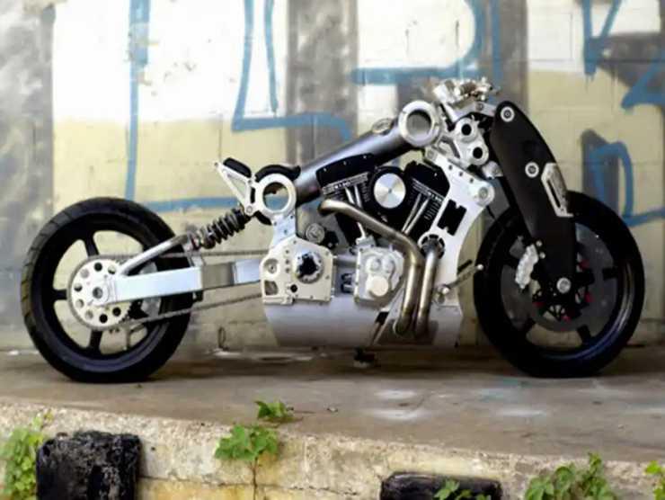 La moto più costosa del mondo