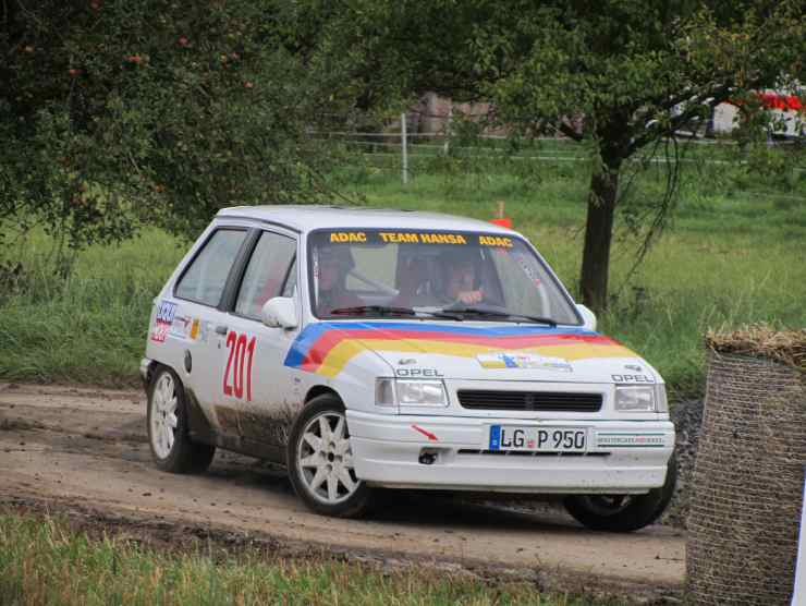 Opel Corsa GSI Rally ADAC