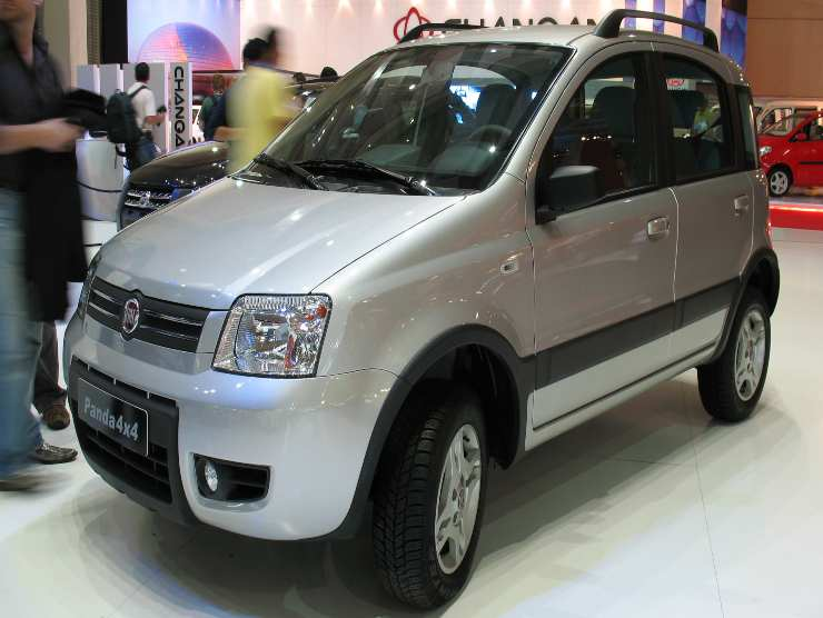 Fiat Panda 4x4 Seconda serie