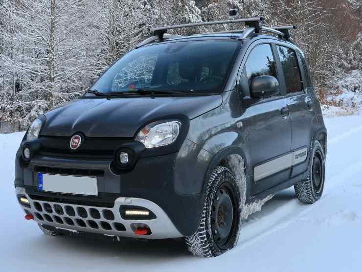Fiat Panda 4x4 terza serie