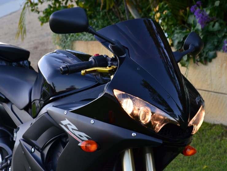 Yamaha YZF R-6 la storia