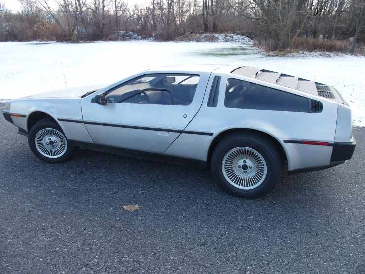 DeLorean in vendita