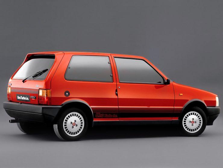 auto turbo anni 80
