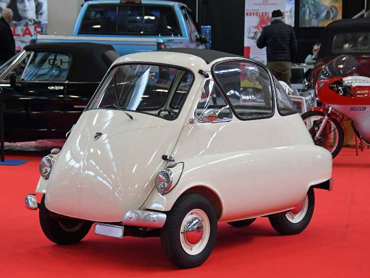 isetta bmw come smart