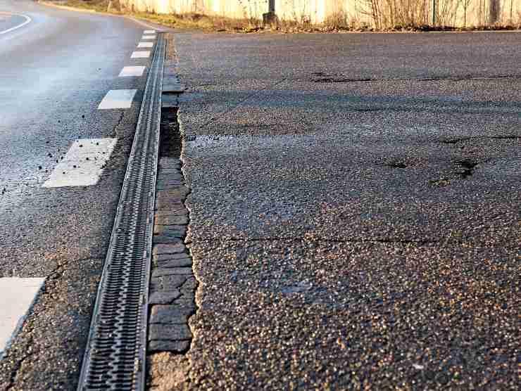 buche stradali e risarcimenti