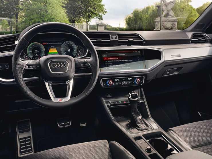 Audi Q3 TFSI Sportaback e