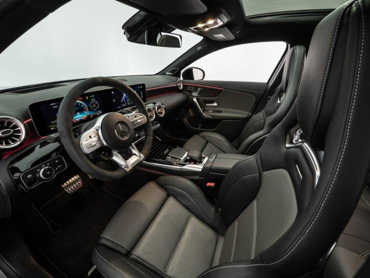 Mercedes A45 AMG Brabus