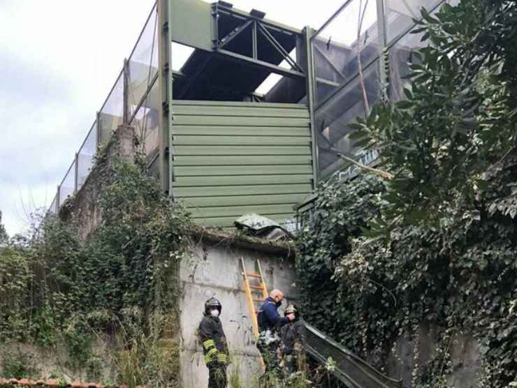 Incidente Tangenziale Roma