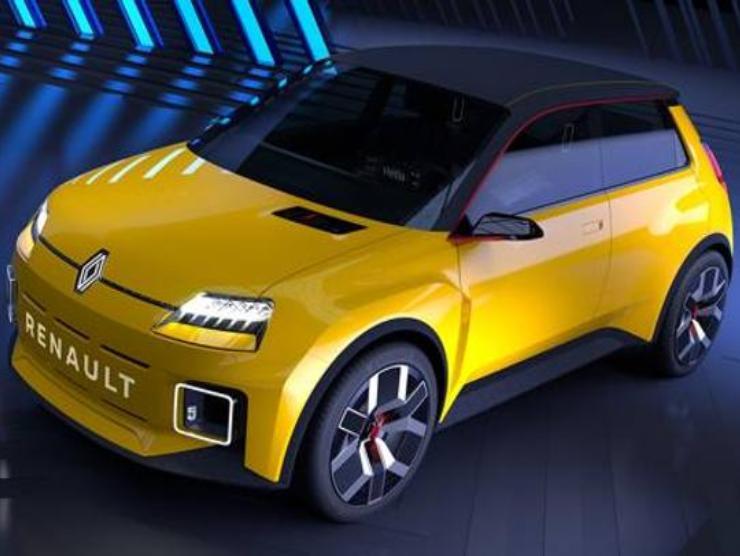 Nuova Renault 5