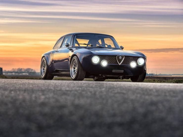 Giulia GT Totem