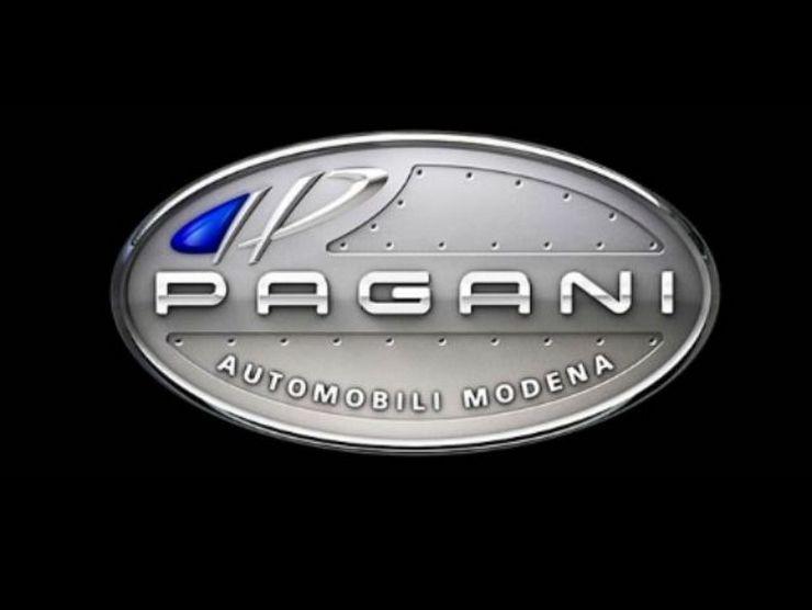 Logo marchio Pagani
