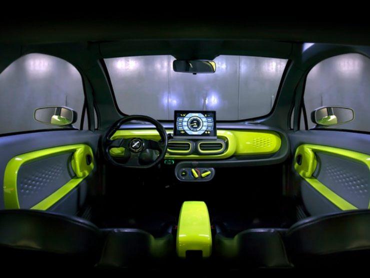 microcar elettrica economica