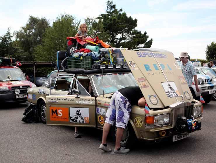 Mongol Rally 2021