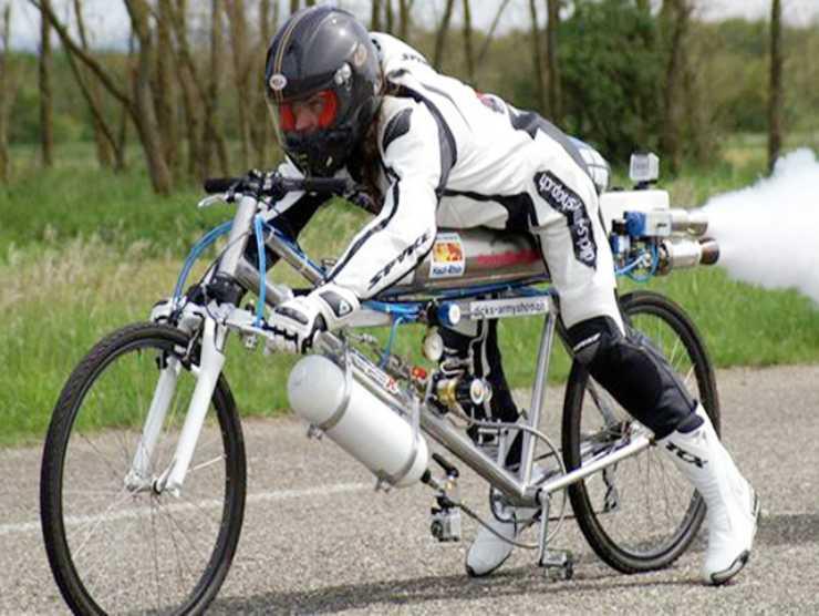 bici piu veloce del mondo
