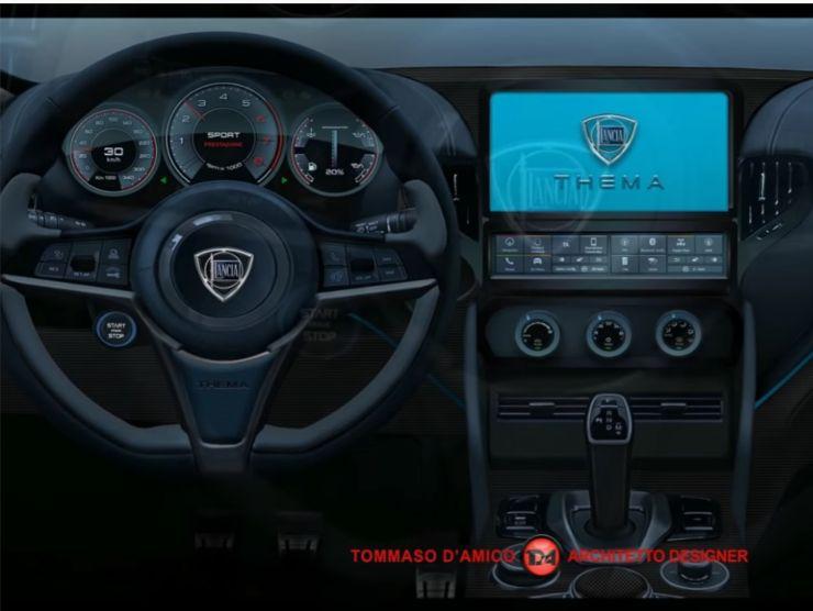 Lancia Thema GT 2022