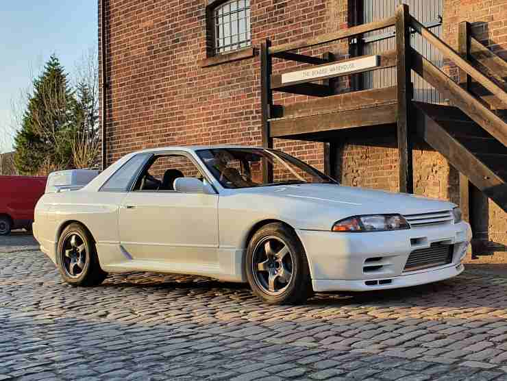 Nissan Skyline GTR-R32