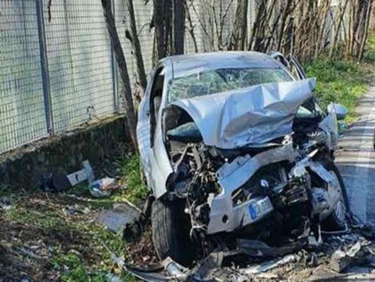 incidente polizia roma