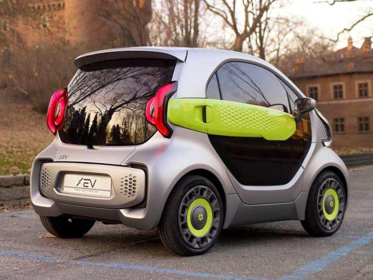 auto elettrica economica
