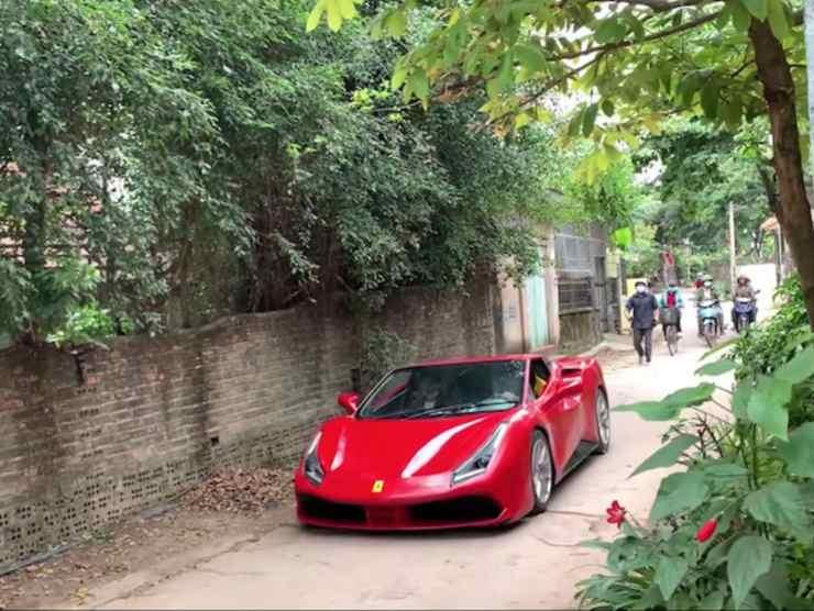 Ferrari 488 Replica