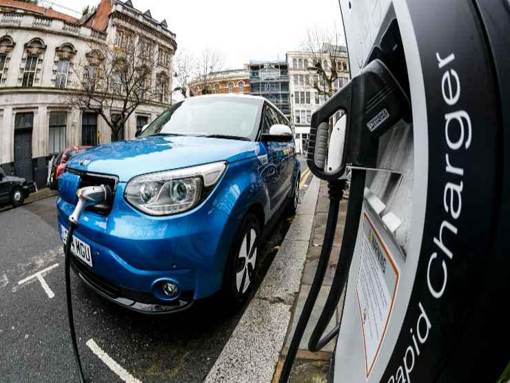 Ricarica auto elettrica classifica in Europa