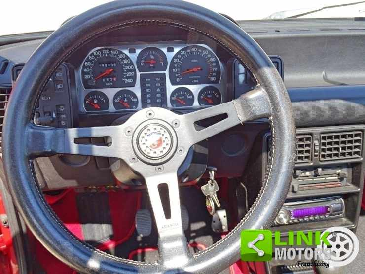 Fiat Uno Turbo cabrio