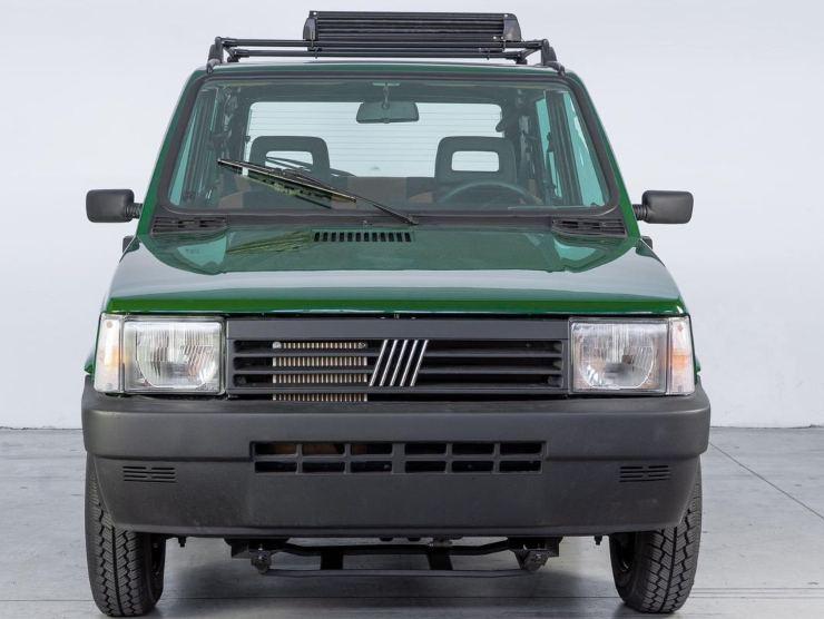Fiat Panda 4x4 Integral-e