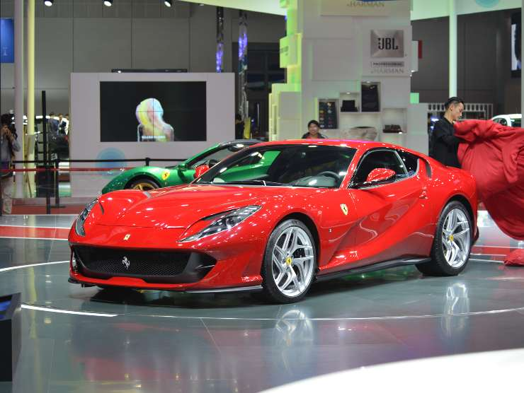 Ferrari 812 GTS Superfast
