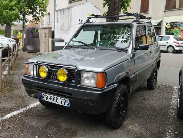 Fiat Panda 4x4 1980