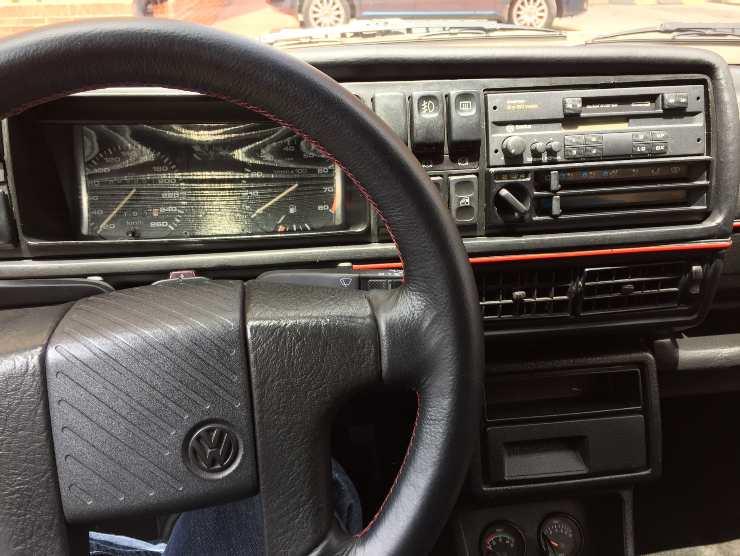 Volkswagen Golf G60 Rallye MK2