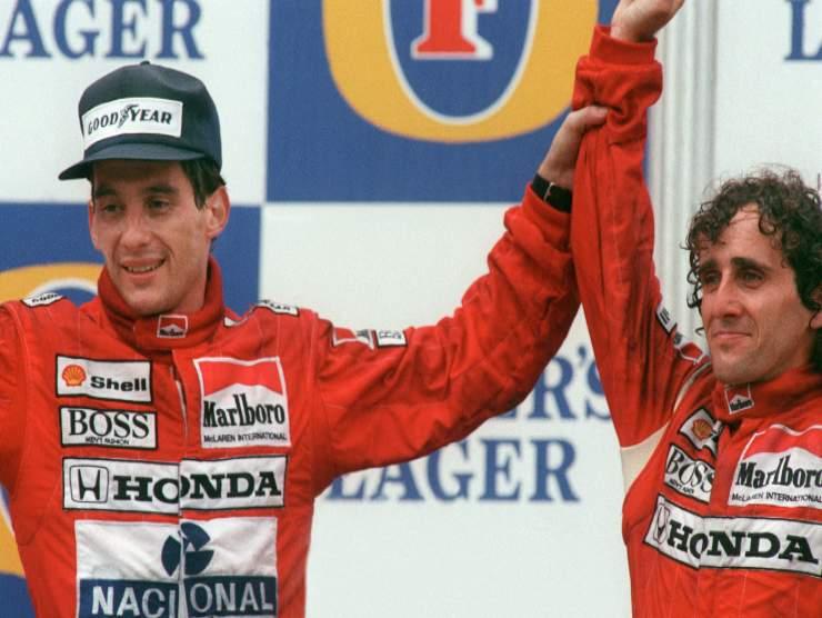 McLaren Senna 2019 F1