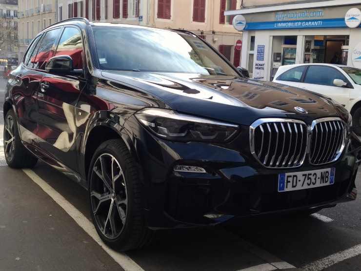 BMW X7 Fedez