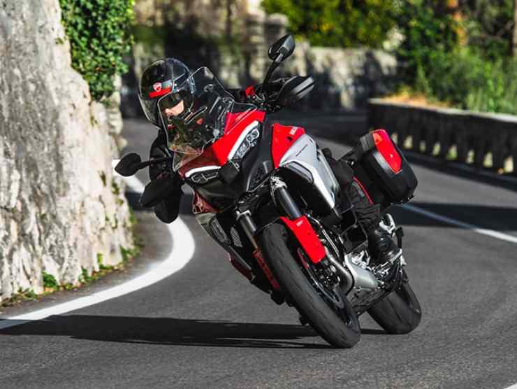 Ducati Multistrada V4 problemi
