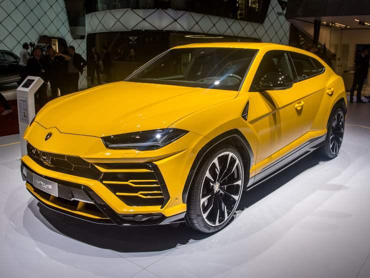 Lamborghini Urus Totti