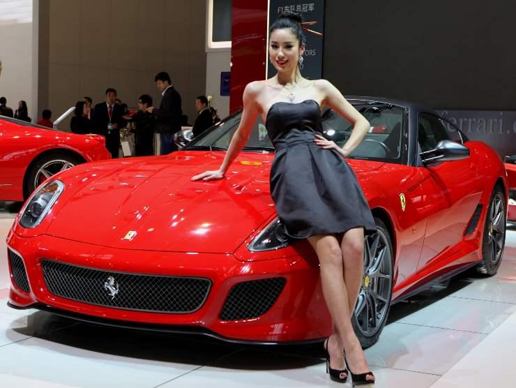Ferrari 599 GTO Totti