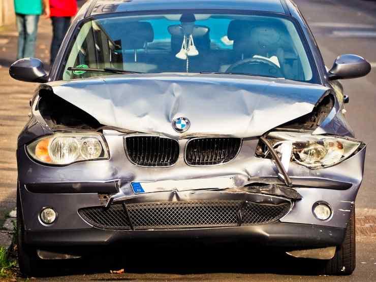 Incidente auto assicurazioni