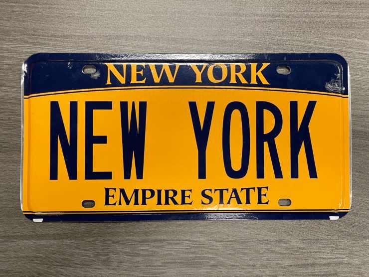 Volvo V70 New York