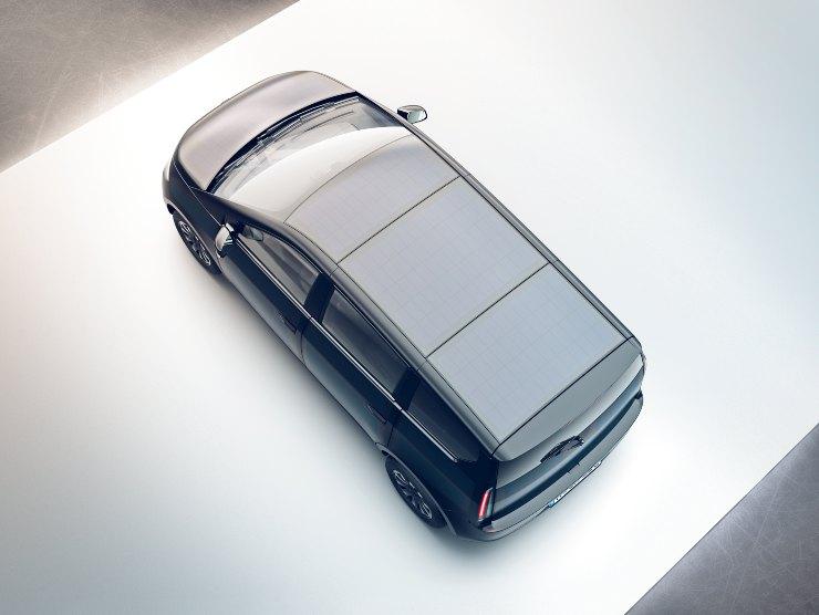 auto pannelli solari