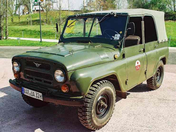 UAZ Bazra Motors Russia Etiopia